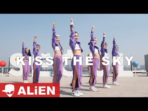 Cash Cash -  Kiss The Sky | Luna Hyun Choreography | A.YOUTH