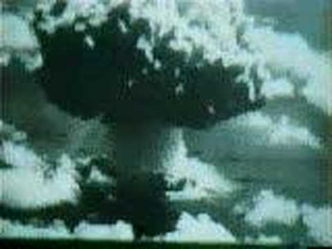 Hiroshima bomb video