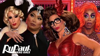 TOP 10 Best Episodes Of All Stars | RuPaul's Drag Race