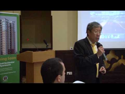 Part 2: Presentation on Urban Planning from Surbana International Consultancy PTE Ltd