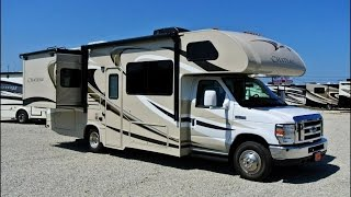2015 Thor Motor Coach Chateau 26A Class C Motorhome Walkthrough | 7460