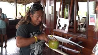 Macaronis Resort / Mentawai Islands - First Guests Back