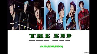 Gambar cover GOT7 (갓세븐) - THE END (끝) [Han/Rom/SUB INDO] Color Coded. #GOT7_TheEnd #GOT7