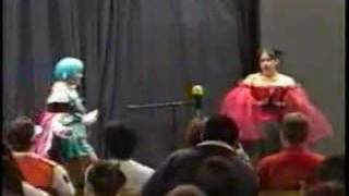 Video of Entry 09, cosplay skit of Star Ocean EX, performed at Recca Con 2002. Filming credits to EBK Al at http://images.cosplay.com/index.php?list=ebk ...