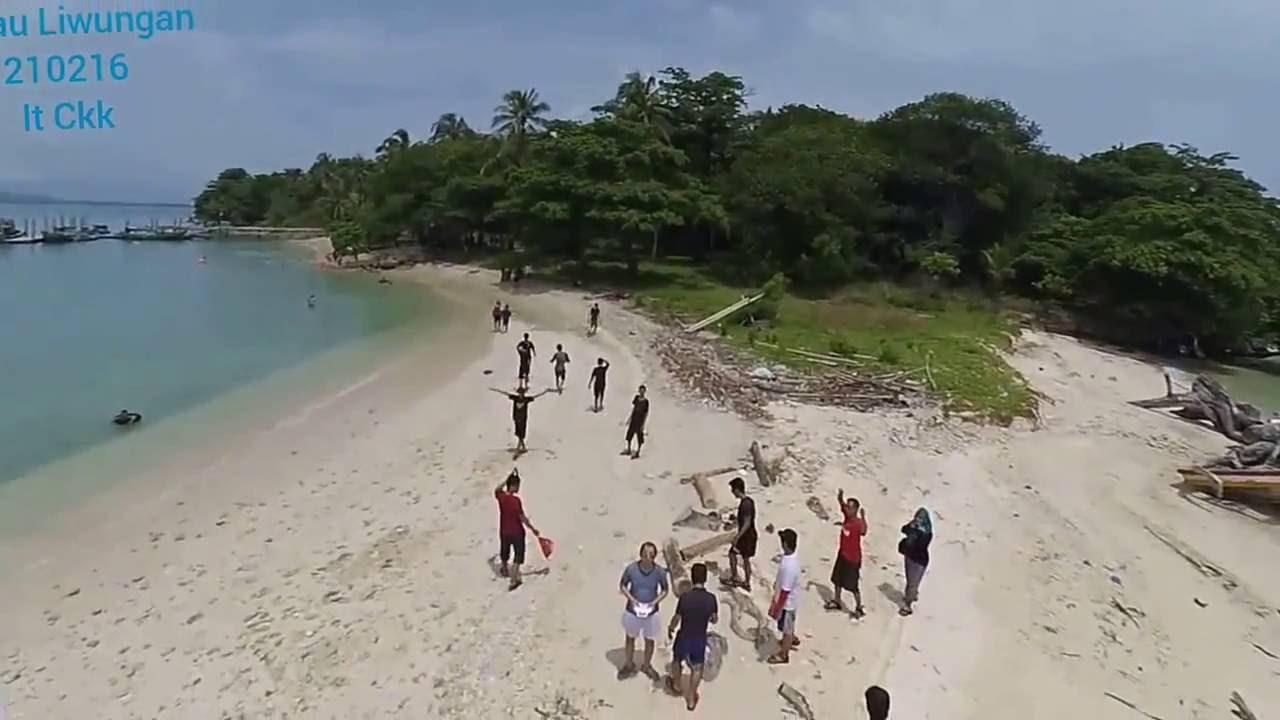 Pulau Liwungan Potensi Wisata yang Terlupakan