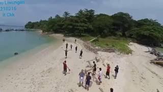 pulau liwungan tanjung lesung banten ckk it 2016