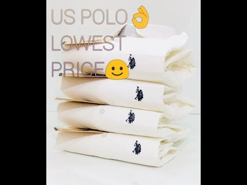Branded Shirts Collections / US POLO