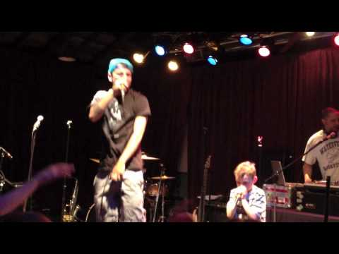 Spose: Gee Willikers LIVE at Empire. Portland, Maine 4/20