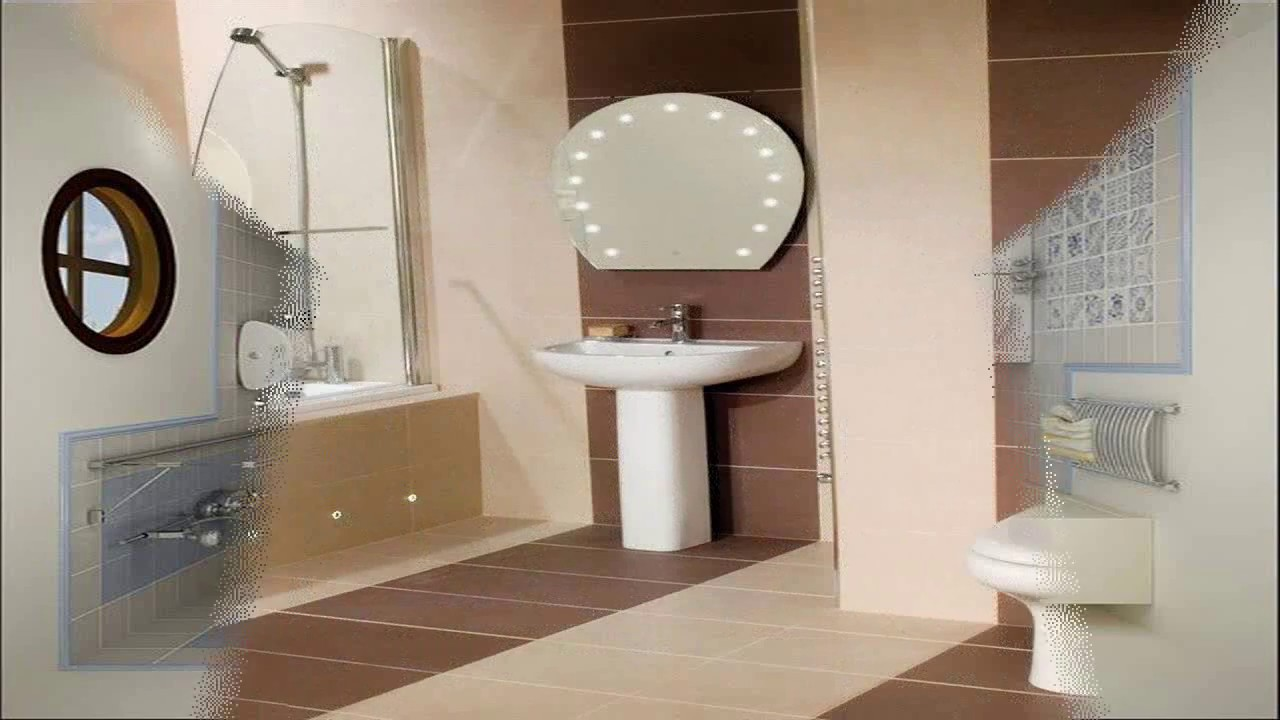 Simple Design Bathroom Comfort Room Youtube Floor Tiles