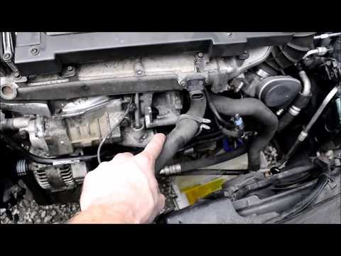 MINI Cooper Water Pump Replacement Without Removing Supercharger