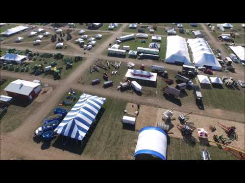 Wisconsin Farm Technology  Days Fly Over