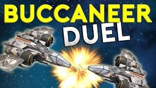 BUCCANEER DUEL   Star Citizen Alpha 2.6.2 PTU   Part 391 (Star Citizen 2017 PC Gameplay)