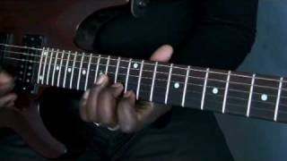 SOUKOUS GUITAR TECHNIQUE 1 BY JEANNOT BEL