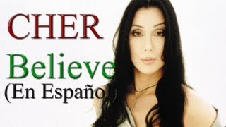 "Cher - Believe ""Video Official"" (Subtitulada en Español) [HD]"