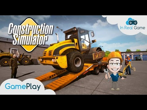 CONSTRUCTION SIMULATOR 2015 ● GamePlay ● In Real Game