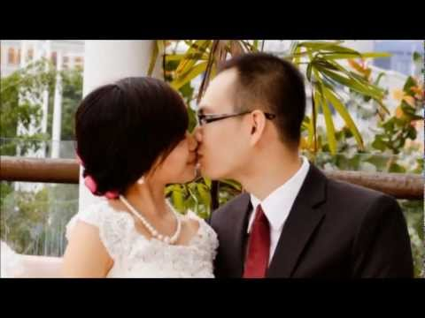 Vinh & Sarah's Registration of Marriage (ROM), Singapore