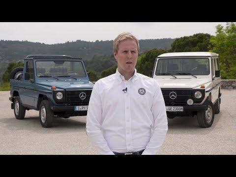 Classic Mercedes-Benz G-Class - Interview with Dennis Heck
