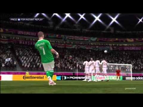 240p   128 Kbit All Stadiums   UEFA Euro 2012 For FIFA 1