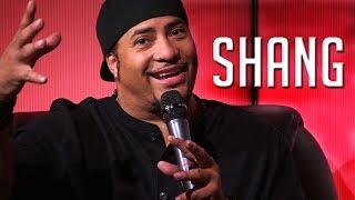Shang on Comedy Corner???