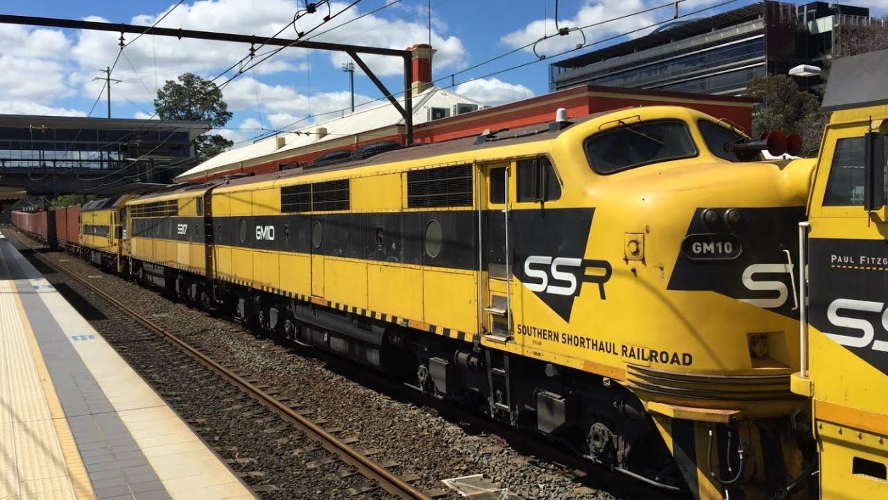 sydney trains vlog 5960x - photo#13
