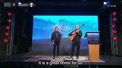 Noa - Shir Mishmar - Israeli Palestinian memorial service 2020