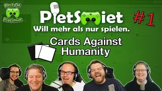 Best Of PietSmiet 🎮 Cards Against Humanity