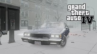 GTA IV Mods Most Wanted 1 Chevrolet Caprice Brougham
