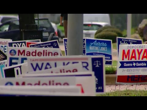 Record number of female candidates running for office