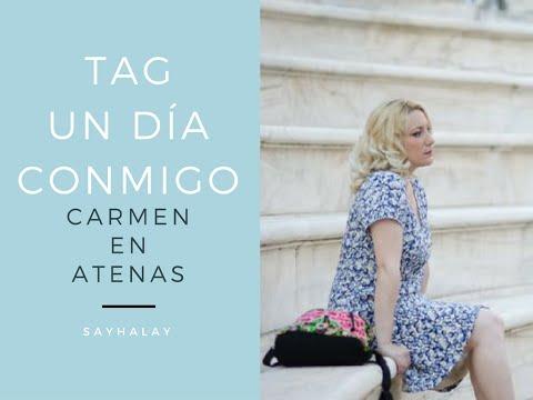 Un dia conmigo, Carmen (PREMIERE) Athens (Greece)