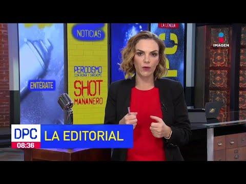 """¿Por qué """"YosStop"""" se fue a la cárcel?   La Editorial de Pamela   De Pisa y Corre"""