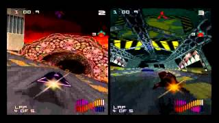 Wipeout 64 multiplayer