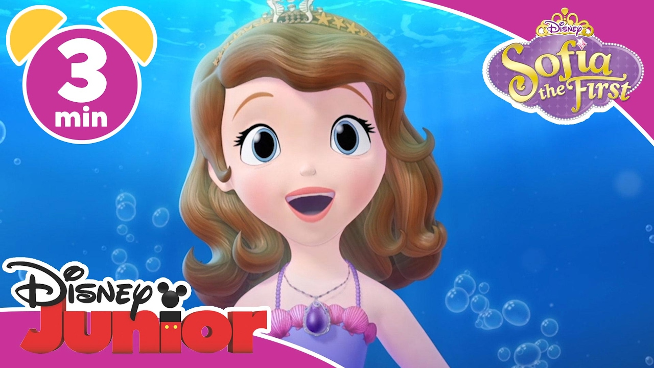Musical Moments Sofia The First Meraway Cove Disney Junior Uk