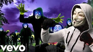 """PROJECT ZORGO ZOMBIES UNLEASHED!!"" (MUSIC VIDEO) A CHAD WILD CLAY CWC VY MARSHMELLO HACKER SONG"