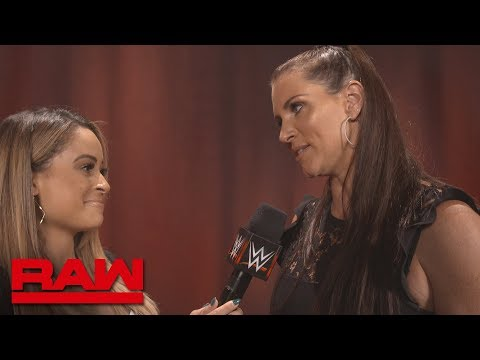 Stephanie McMahon on what WWE Evolution means as a mother of 3 girls: Raw Exclusive, July 23, 2018 thumbnail