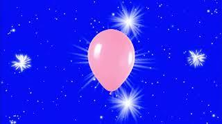 Развитие Ребёнка Видео урок 12 Воздушные шары Без надписи 1