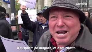 Oamenii lui Liviu Dragnea la ICCJ ,,A fost un baiat bun, ne-a marit pensiile, a marit sala ...