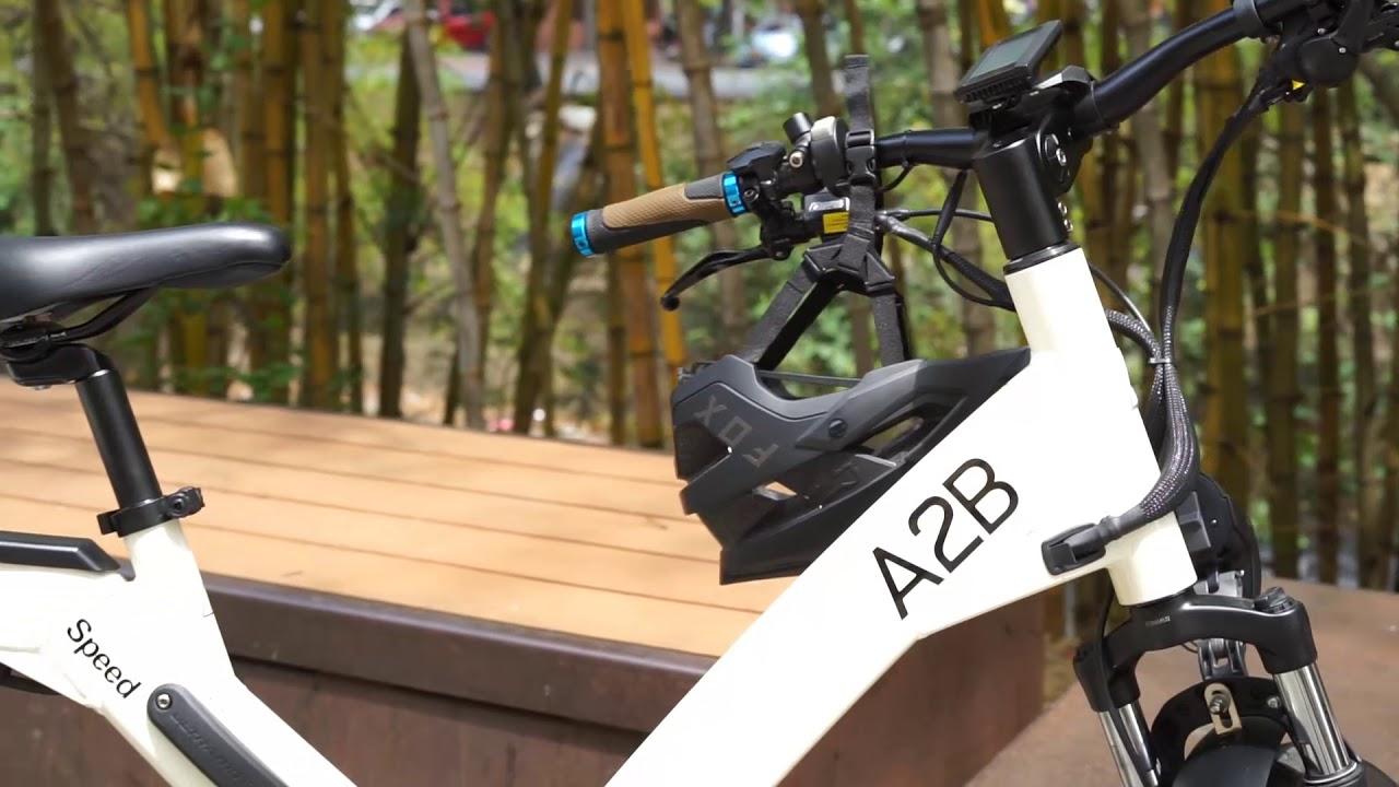 Bicicleta eléctrica - Speed