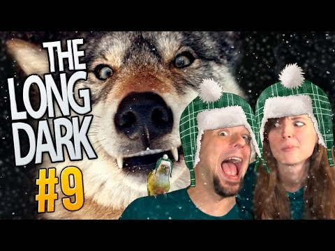 The Long Dark - Making My Wife Play The Long Dark #9 - MEETING A WOLF