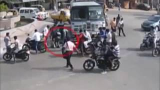 Live Accidents | Road Accidents | Bike Accidents in India | Caught on CCTV Cam!!!