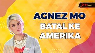 Agnez Mo Gagal Kembali ke Amerika karena Corona - JPNN.com