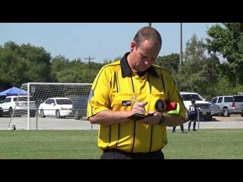 BAYFA Chargers vs Keller Saints 10-2-2016 first half