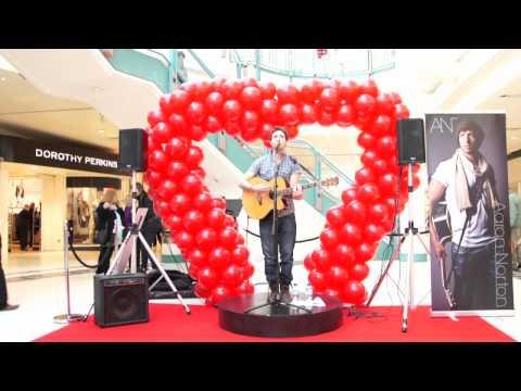 Sharing the Valentine's Love at The Harlequin Watford