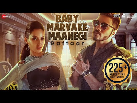 Thumbnail: Baby Marvake Maanegi - Raftaar | Nora Fatehi | Remo D'souza | India's first DANCEHALL Song