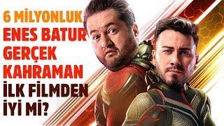 ENES BATUR GERÇEK KAHRAMAN (2019) Film İncelemesi // ÜNLÜ YOUTUBER KONUKLU!