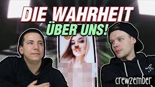 DIE WAHRHEIT ÜBER UNS! | Crewzember