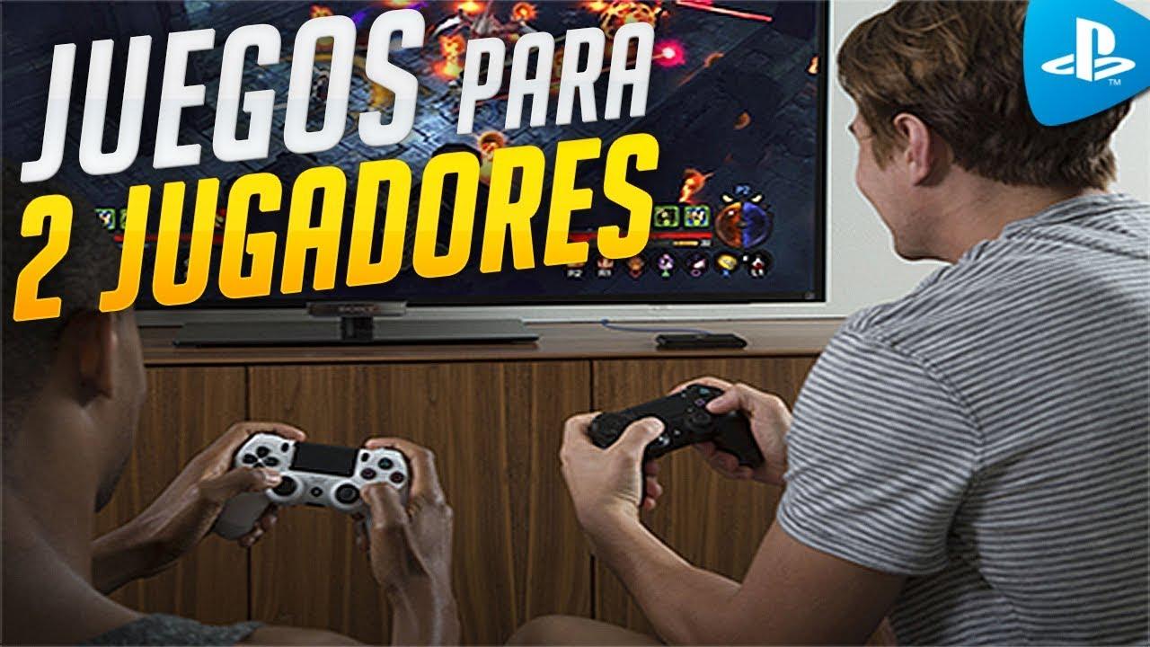 Top 45 Mejores Juegos De 2 Jugadores Para Ps4 2018 Youtube