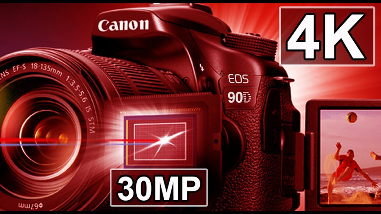 Canon 90D - Why NOT to WAIT for the 90D