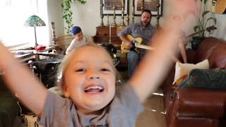 "Colt Clark and the Quarantine Kids play ""You Can't Always Get What You Want"""