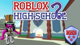 I'M THE BEST STUDENT. Roblox high school 2