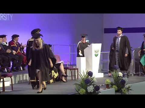 Graduation 2017 -  Monday 10:00 Ceremony - Leeds Law School